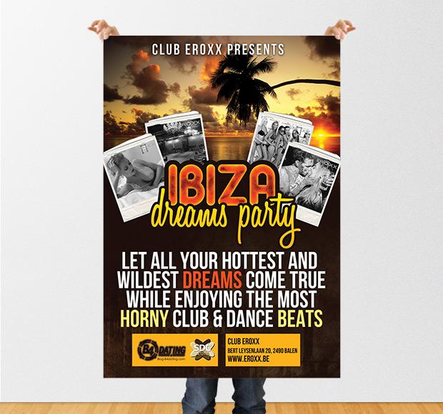 <span>Ibiza Party</span><i>→</i>